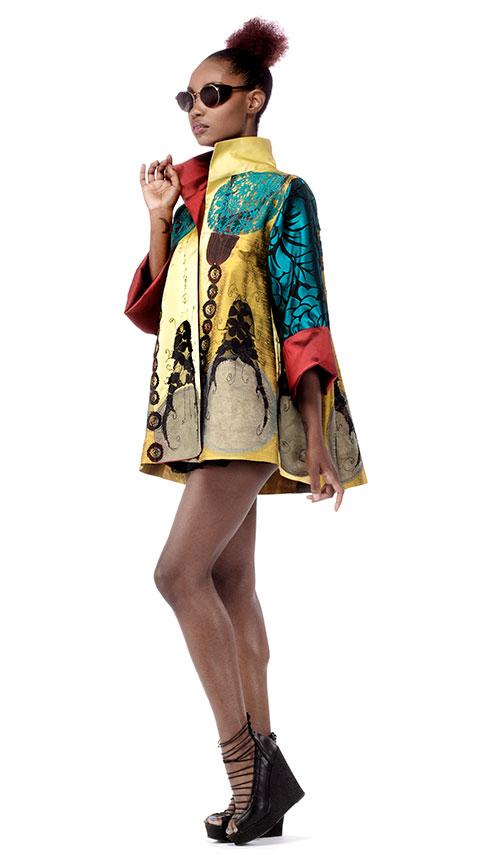 New Orleans Fashion Designer   Starr Hagenbring   Art & Eyes